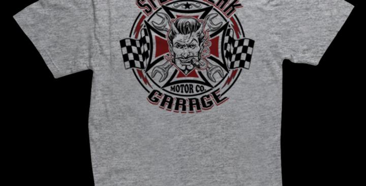 Speed Freak Motorhead Grey