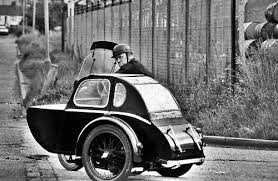 Watsonian Early Sidecar
