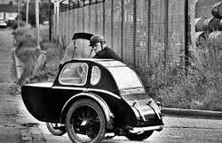 Watsonian Early Sidecar