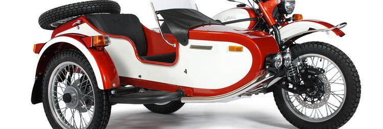 URAL MOTORCYCLE WEEKENDER