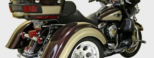 Frankenstein Sport Trike Kit for FLT,FLH & Roadking 2008 and up