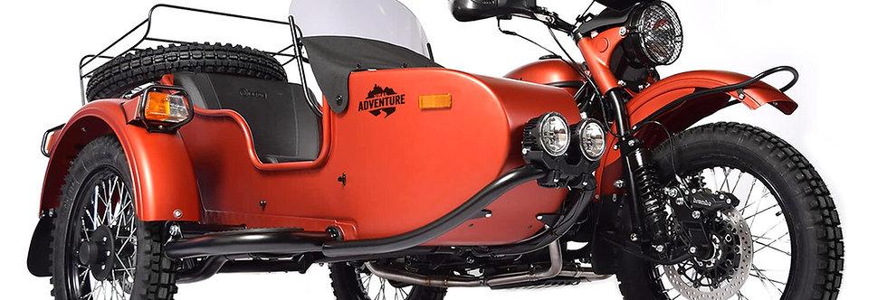 URAL MOTORCYCLE ADVENTURE PACKAGE