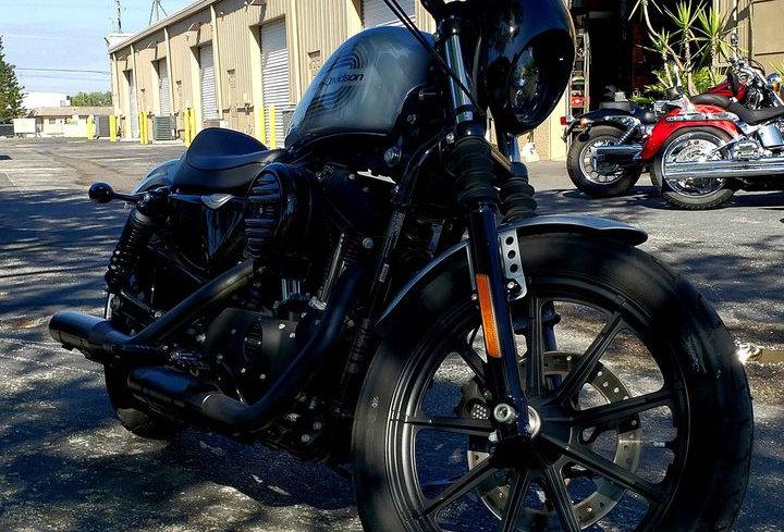 2020 Harley Davidson Sportster XL1200