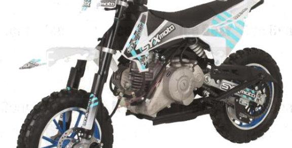 ICE BEAR / SYX MOTO TEAR OFF 60CC