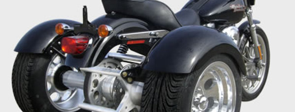 Sport Trike Kit for H-D Dyna 2006 and up