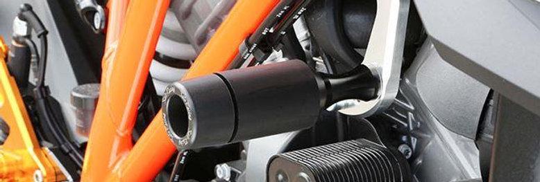 Sato Racing Frame Sliders for 2014-2017 KTM 1290 Super Duke / R