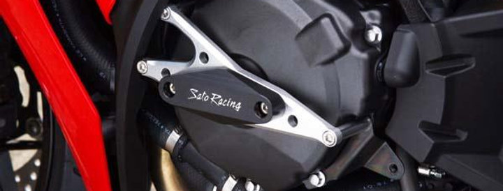 Sato Racing Left & Right Side Engine Sliders 2012-2015 Honda CBR1000RR