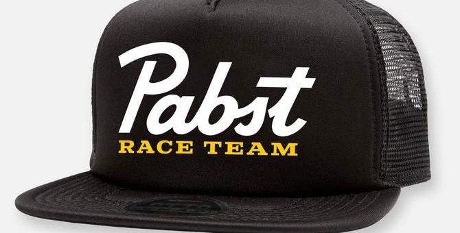 PABST RACE TEAM HAT
