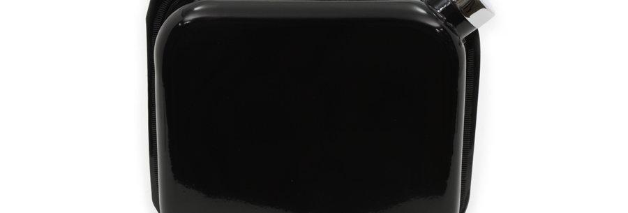 Kick Starter Oil Tank Black