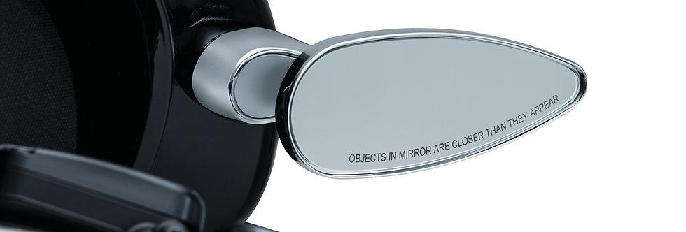 Fairing Mounted Teardrop Mirrors