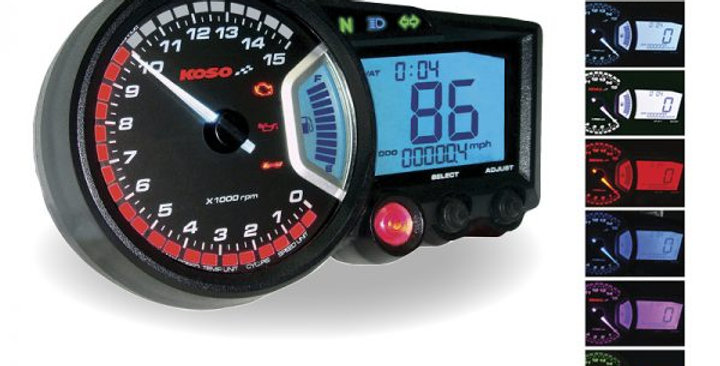 RX-2 GP Style Multifunction
