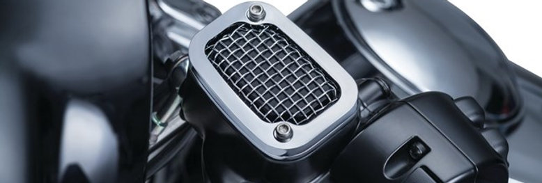 Mesh Clutch Master Cylinder Covers for '14-'16 Touring Models