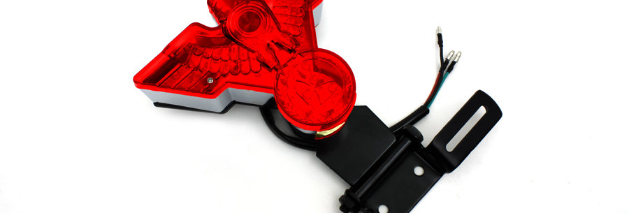 Warbird LED Tail Lamp Assembly