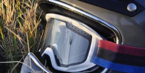 Fuel Rally Raid Coyote Goggles
