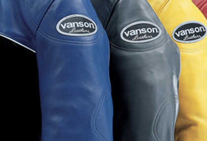 VANSON SATELLITE MARK 2 JACKET