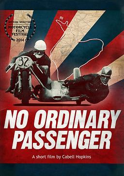 No Ordinary Passenger Starring Stan Dibben
