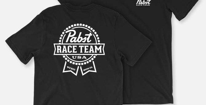 PABST RACE TEAM TEE
