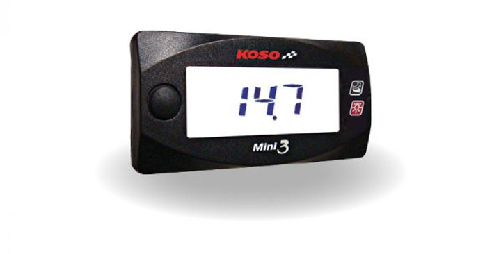 Mini 3 Air/Fuel Ratio Meter – Narrow Band