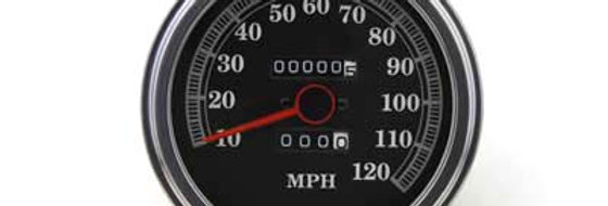 Speedometer 2240:60 with Cancel Switch