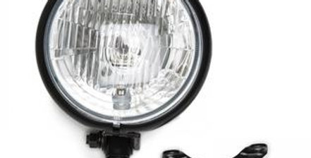 Triumph headlight and support