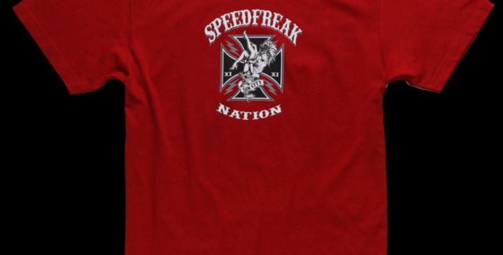 Speed Freak Show Girl
