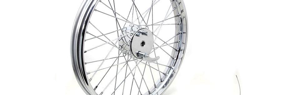 "21""x 1.85"" Chopper style wheel"