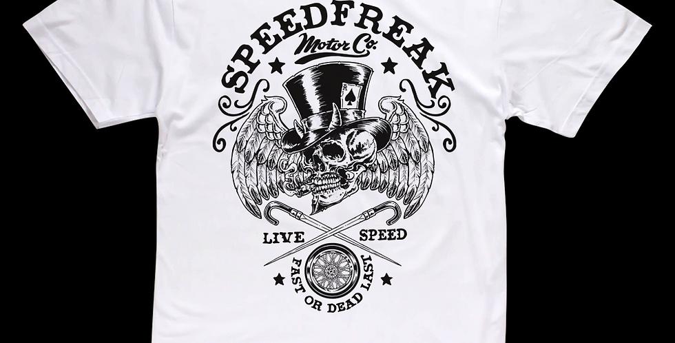Speed Freak Black Magic White
