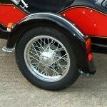 Watsonian Squire Jubilee Sidecar Fender