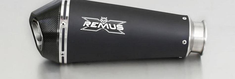 Remus HyperCone Slip-Ons Exhaust System for 2014-2016 KTM 1290 SuperDuke / R