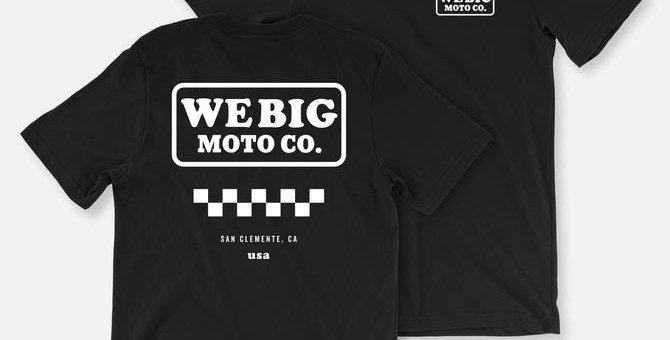 WEBIG MOTO CO TEE