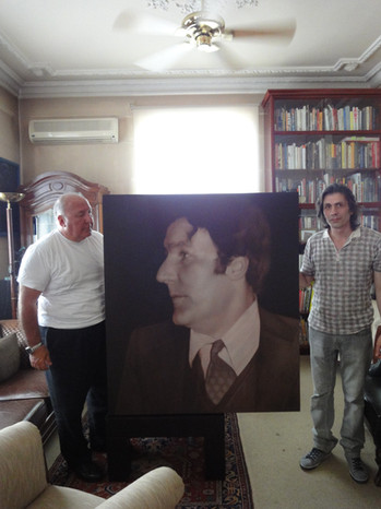 With Yahşi Baraz