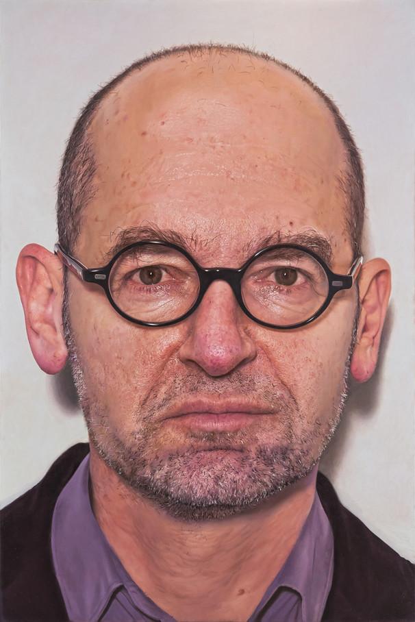 Portrait of Vasif Kortun