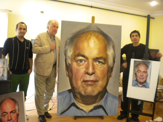 With René Block and Halil Altındere