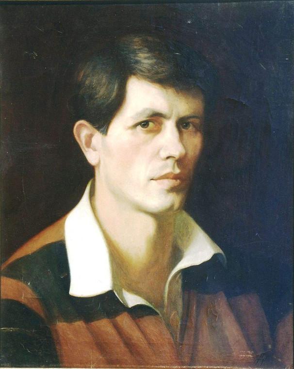 Painter's Autoportrait