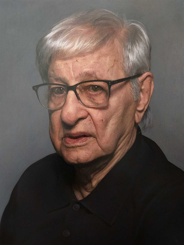 Portrait of Adnan Çoker