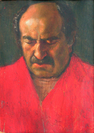 Kaysin Kuliev Portrait
