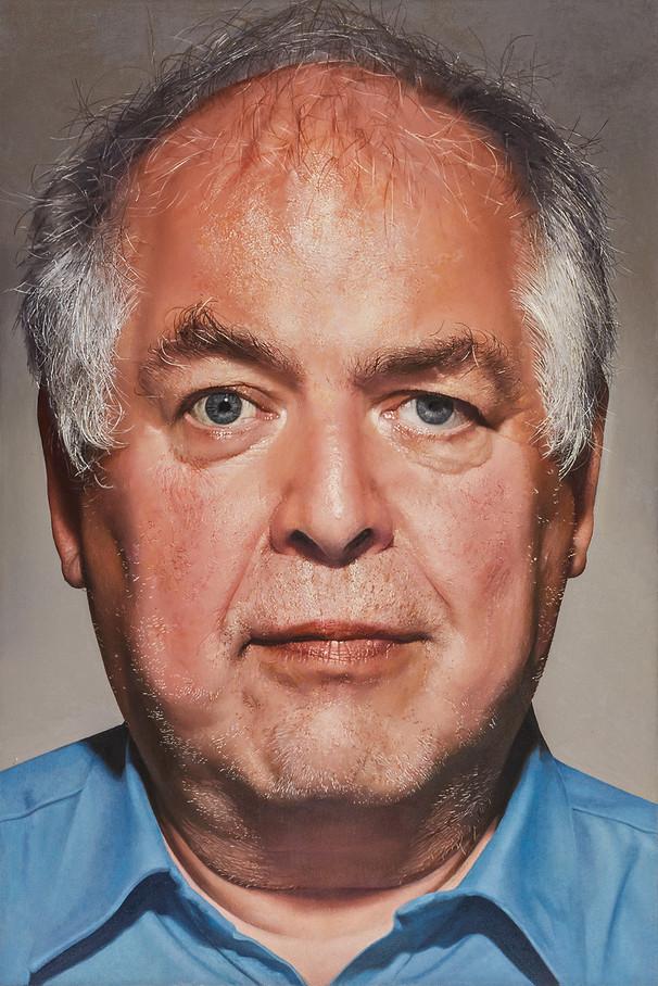 Portrait of René Block