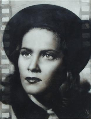 Alida Valli Portrait