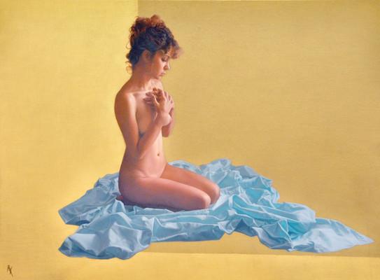Serie: Golden Nude