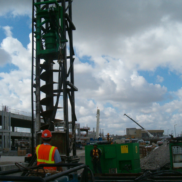 PILING DIVISION