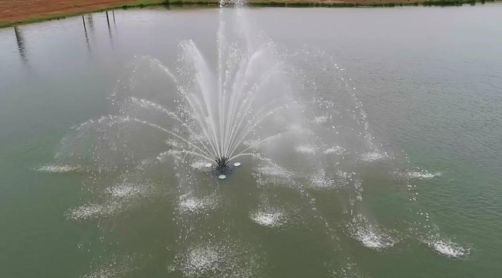 120fps Slow Motion Fountain