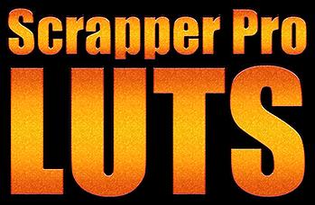 Scrapper Pro LUTs