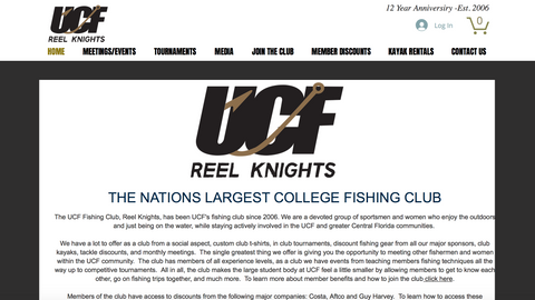 UCF Reel Knights