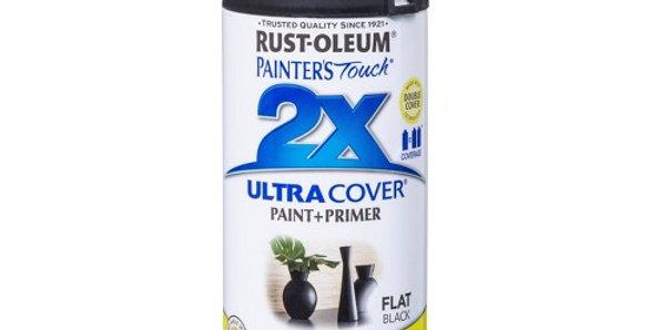 Rust-Oleum Paint+Primer