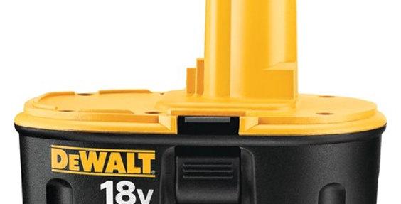 Dewalt 18v Battery Pack