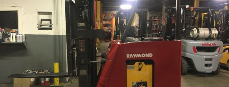 Forklift Raymond