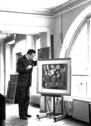 Berea @ Bernheim Jeunne, Paris, 1956