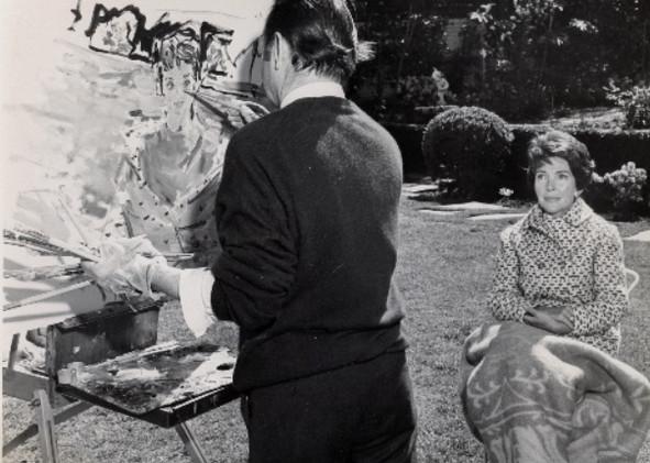 Nancy Reagan, 1967