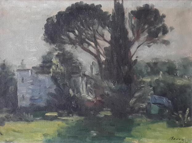 Vila Strohl-Fern, Roma, 1940