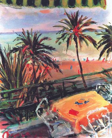 Vacances sur la Cote d`Azur